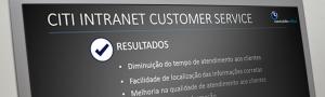 Citi intranet - Cliente Conteúdo Online