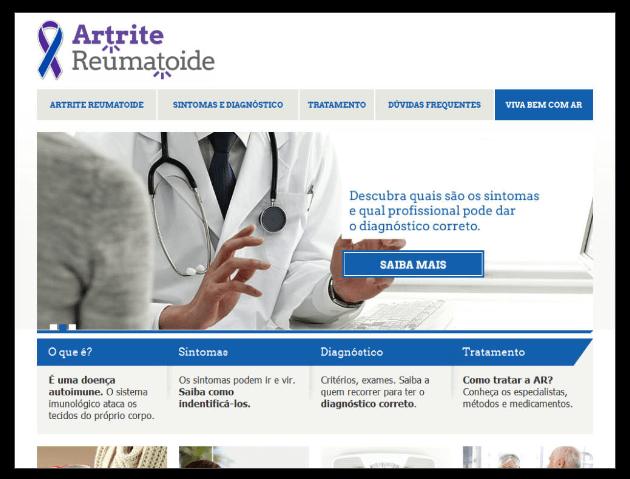 Case Roche - artrite reumatóide - Conteúdo Online