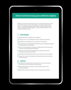 Conteúdo Online - [Checklist] Governança