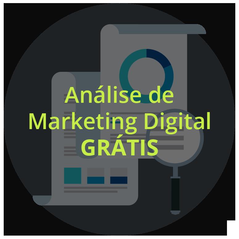 Análise de Marketing Digital - Conteúdo Online
