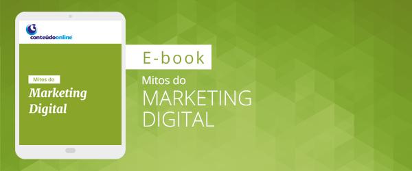 [E-book] Mitos do marketing digital
